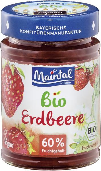Maintal Bio Erdbeere Fruchtaufstrich