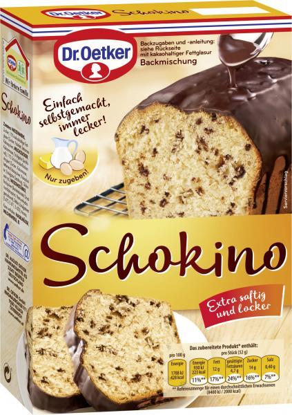 Dr Oetker Schokino Kuchen Online Kaufen Bei Mytime De