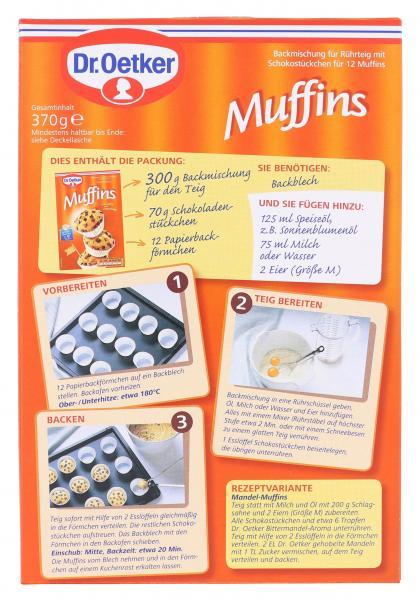 Dr. Oetker Muffins