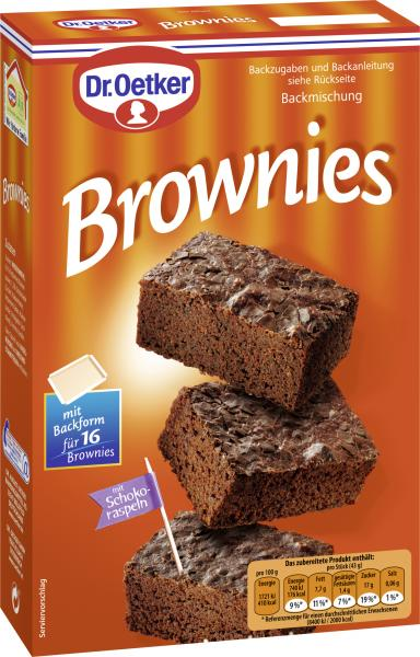 Dr. Oetker Brownies