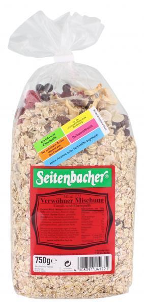 Seitenbacher Müsli 721 Verwöhner Mischung