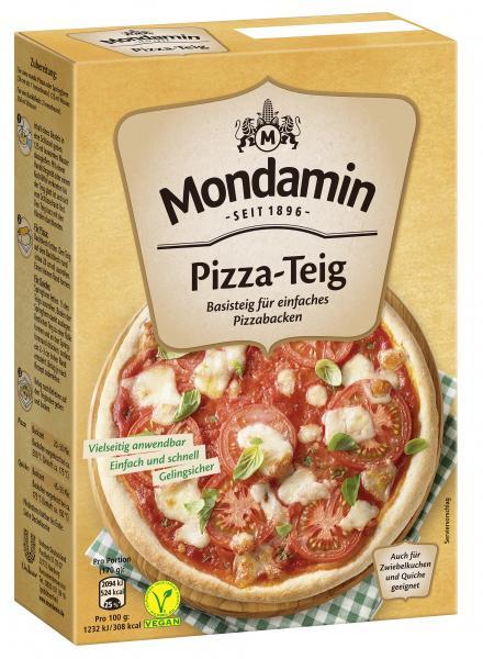 Mondamin Pizza-Teig