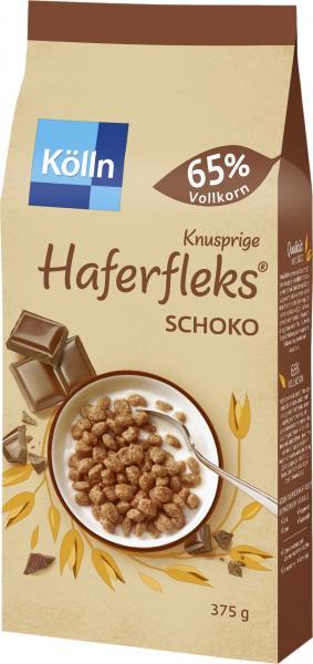 Kölln Vollkorn Haferfleks Knusper-Schoko