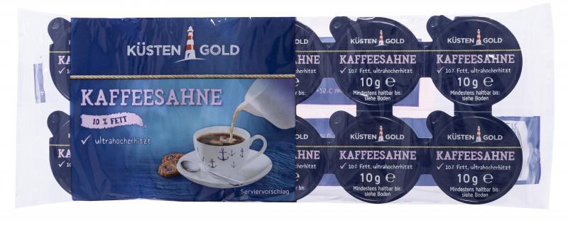 Küstengold Kaffeesahne 10%