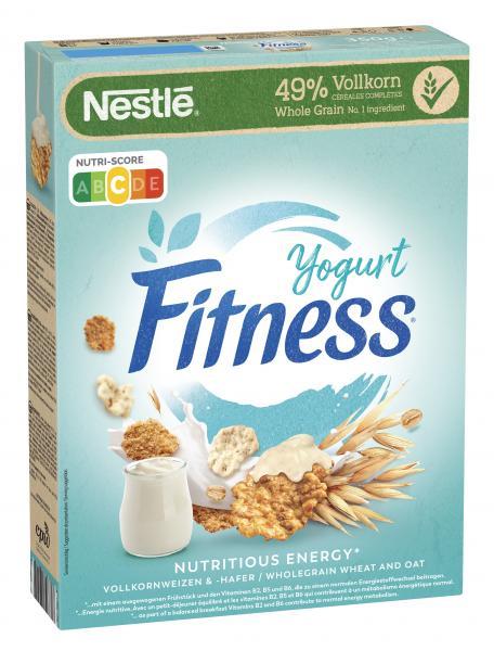 Nestlé Fitness Joghurt