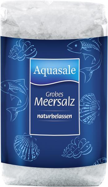Aquasale Grobes Meersalz naturbelassen