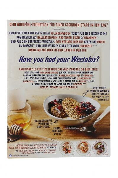 Weetabix Original 95% Vollkorn