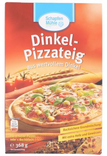 Schapfenmühle Dinkel Pizzateig