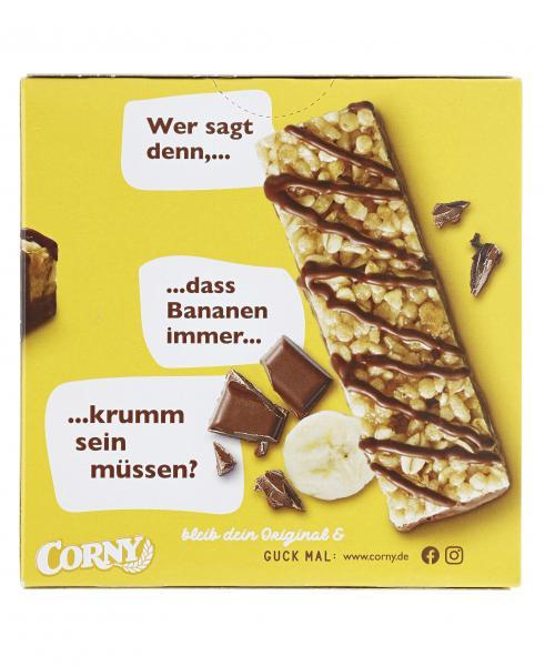 Corny Müsli Riegel Schoko-Banane