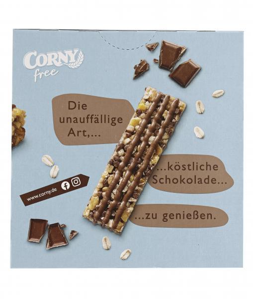 Corny Müsli Riegel Free Schoko