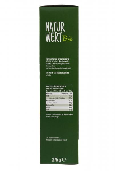 NaturWert Bio Cornflakes