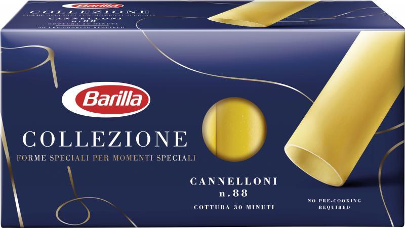 Barilla Collezione Pasta Nudeln Cannelloni