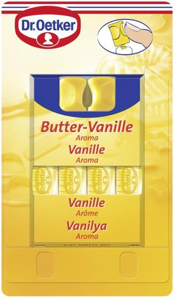 Dr Oetker Butter Vanille Aroma Inhaltsstoffe
