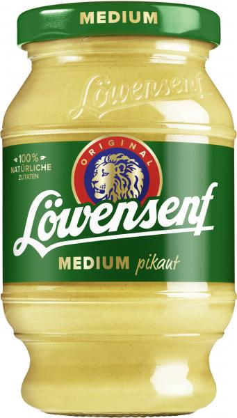 Löwensenf Medium