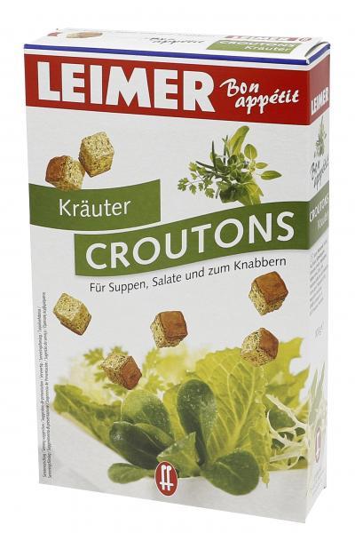 Leimer Croutons Kräuter