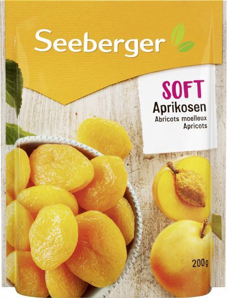 Seeberger Soft-Aprikosen