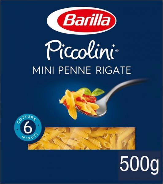 Barilla Pasta Nudeln Piccolini Mini Penne Rigate