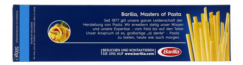 Barilla Pasta Nudeln Bavette No. 13