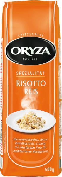 Oryza Risotto & Paella Reis