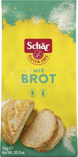 Schär Brot Mix