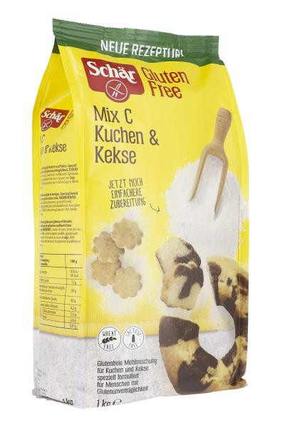 Schär Kuchen & Kekse Mix