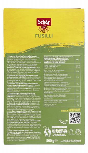 Schär Fusilli