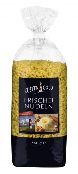 Küstengold Frischei Nudeln Gabelspaghetti
