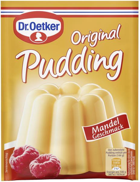 Dr. Oetker Original Pudding Mandel