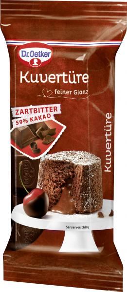 Dr Oetker Kuverture Zartbitter Online Kaufen Bei Mytime De