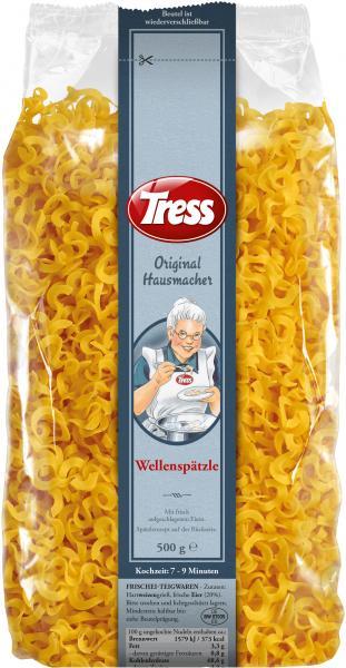 Tress Original Hausmacher Wellenspätzle