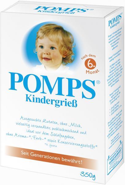 Pomps Kindergrieß