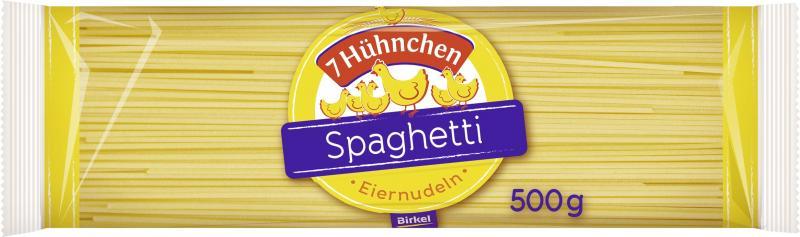 Birkel 7 Hühnchen Eiernudeln Spaghetti