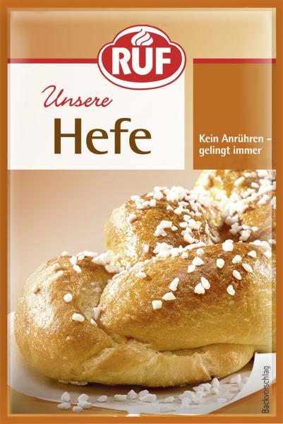 Ruf Hefe