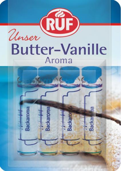 Ruf Backaroma Butter-Vanille