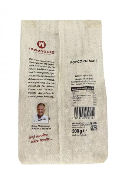 Meienburg Popkorn-Mais