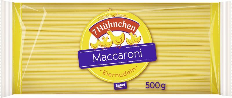 Birkel 7 Hühnchen Eiernudeln Maccaroni