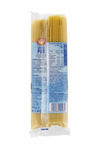 3 Glocken Genuss Pur Spaghetti