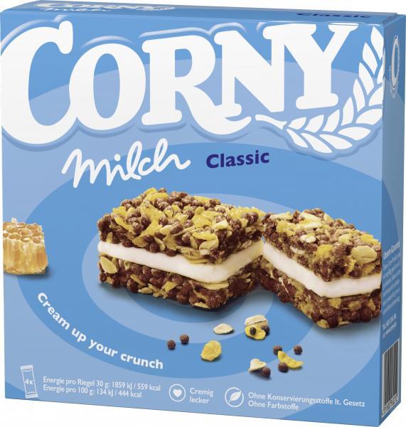 Corny Müsli Riegel Milch classic