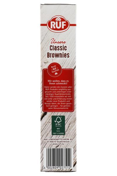 Ruf Brownies American Style classic