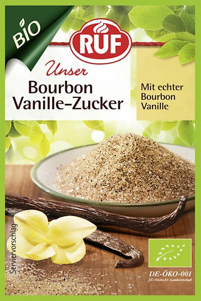 Ruf Bio Bourbon-Vanille-Zucker
