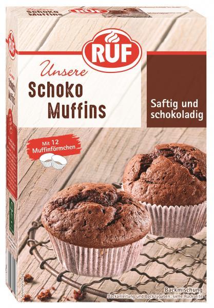 Ruf Schoko Muffins