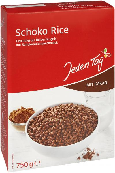 Jeden Tag Schoko Rice