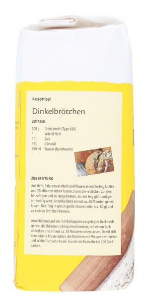 Basic Dinkelmehl Type 630