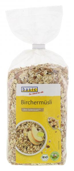 Basic Birchermüsli