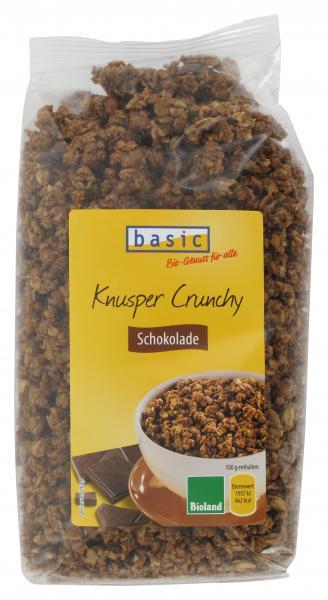 Basic Knusper Crunchy Schokolade