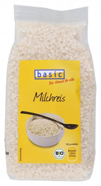 Basic Milchreis
