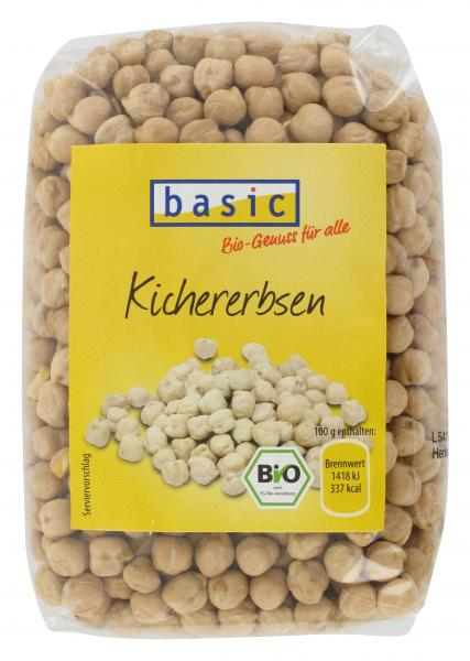 Basic Kichererbsen