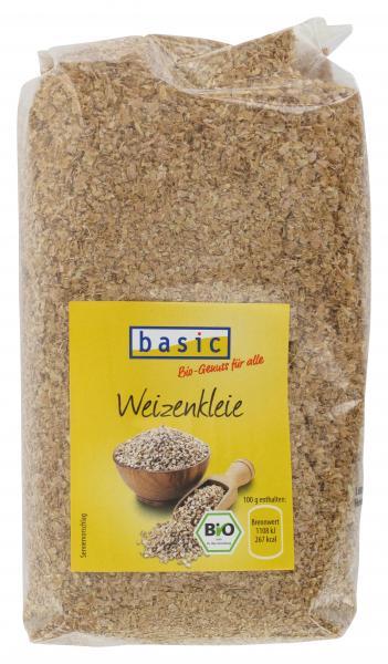 Basic Weizenkleie