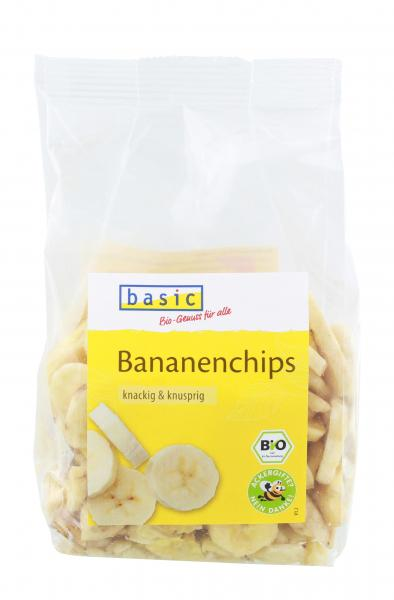 Basic Bananenchips