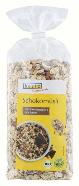 Basic Schokomüsli